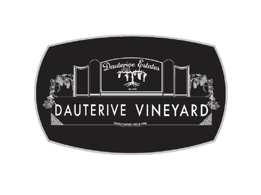 Dauterive Vineyard logo