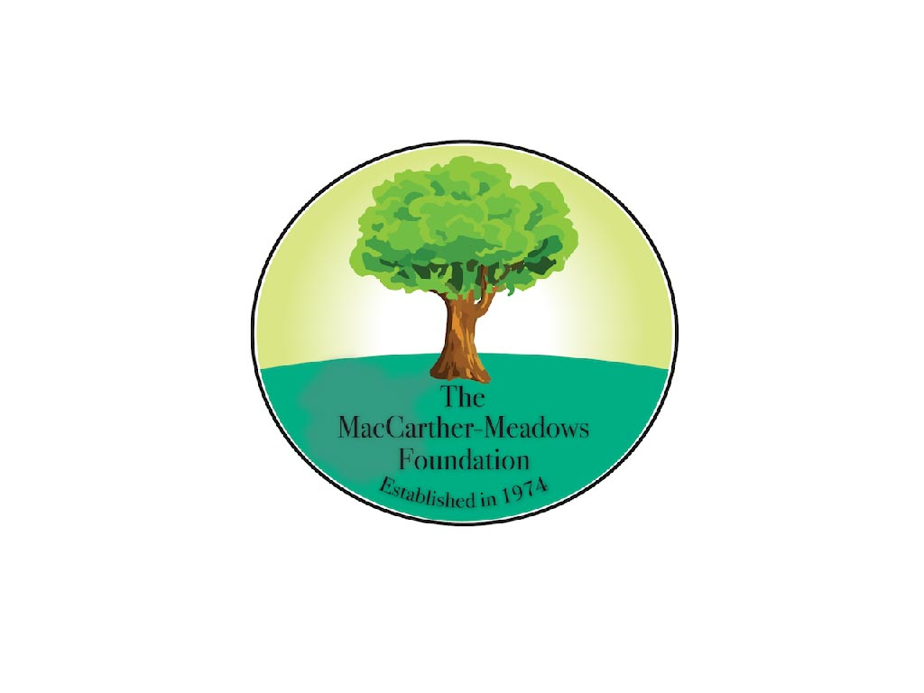 MacCarther Meadows Foundation Logo